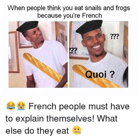 What Does Meme Mean In French - 25 best memes about french people french people memes