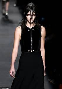 Shiny Fashion Tvs 25 High Challenge by Kendall Jenner Turns Heads As She Walks The Runway For