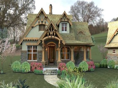 small craftsman cottage house plans small cottages