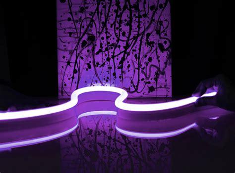 led rgb light led neon flex rgb colour changing low voltage neon alternative