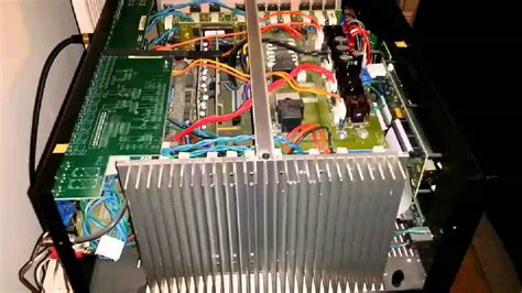 what s inside of a resistor whats inside a b k avr 307 receiver