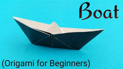 origami boats for beginners origami for beginners paperfolds in origami arts and