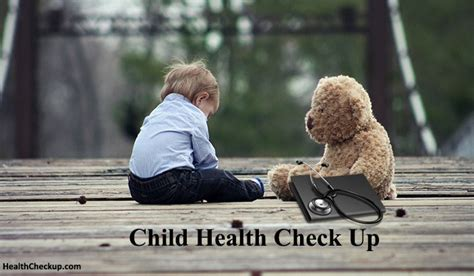 Does Background Check Include Test Child Health Check Up Tests Include In Child Health Check Up