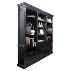 Bookshelves Solid Wood Solid Wood Bookcases For Home Office