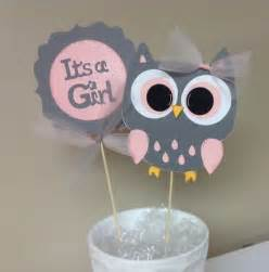 Pink Owl Baby Shower Decorations 25 Best Ideas About Owl Centerpieces On Pinterest Owl