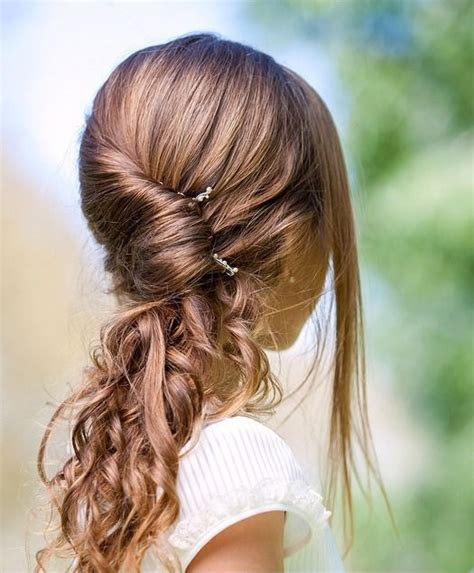 girls simple hairstyles for pre teen beauty blog easy and cute ponytail hairstyles for teenage girls full
