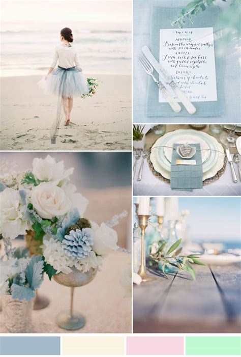 5 Wedding Color Ideas by Top 5 Neutral Wedding Color Combos Ideas 2015 Tulle