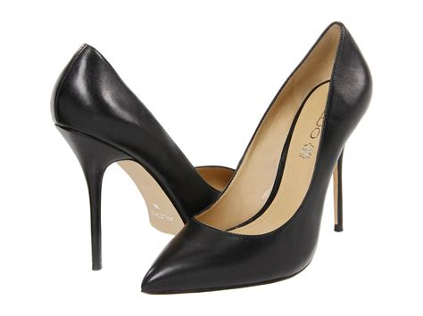 high heel pumps the black work pumps comfortable pointy and