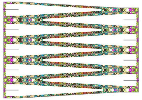 85 Best Paper Beads Images On Pinterest Paper Jewelry Bead Jewellery And Paper Beads Paper Bracelet Template