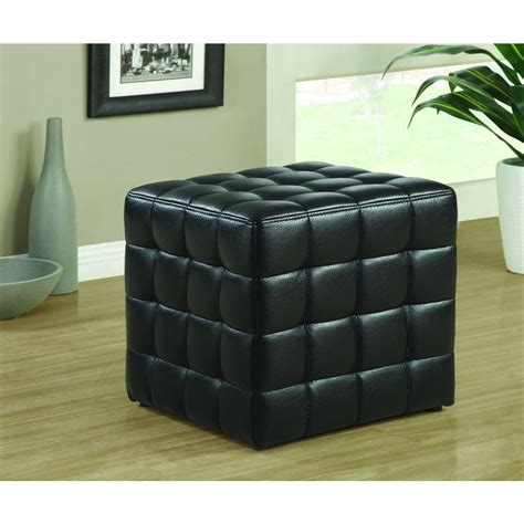 leather lift top ottoman homesullivan sevilla leather 1 piece storage ottoman with