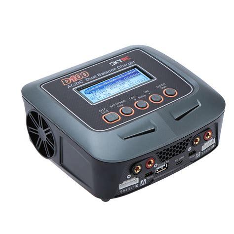 Pensil Alis 100 Original 100 original skyrc d100 100w 2 ports liion lihv nimh nicd lipo battery charger discharger