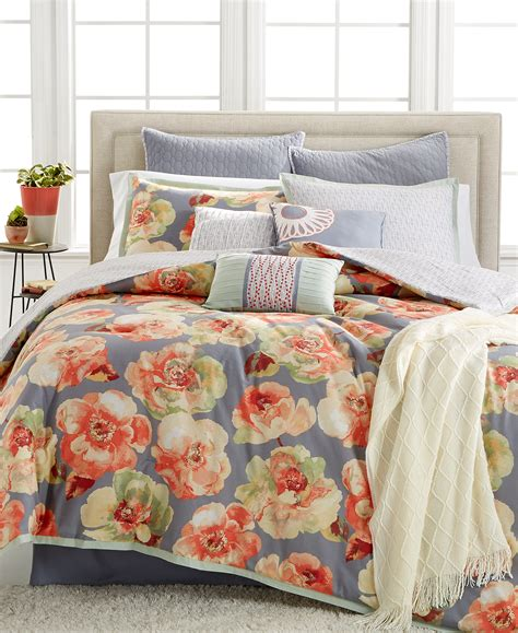 macy bedding comforter sets amid tensions with live kelly ripa launches her first
