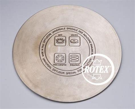 simbolo pentole per piano cottura induzione rotex set 2 piastre piastra disco induzione diffusore per
