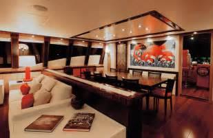 luxury yacht interiors luxury yacht quot dragon quot interiors idesignarch interior