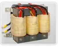 detuned reactor capacitor bank toroid