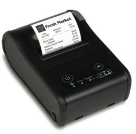 Printer Bluetooth Bluebamboo P25i swipetrack global reseller portal