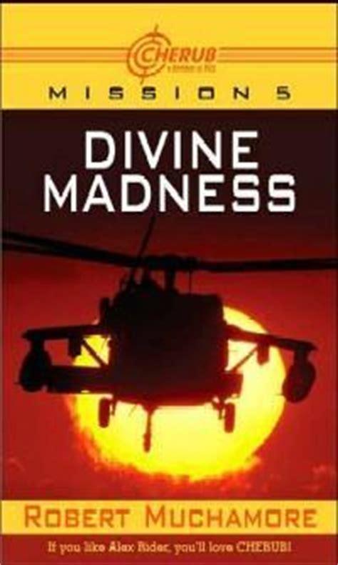 divine madness cherub   robert muchamore reviews