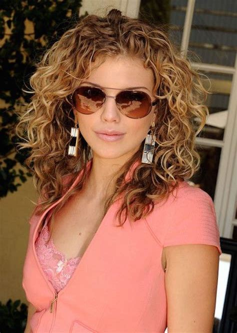 permed layered hairstyles for long hair 21 layered curly hairstyles to try everyday curled