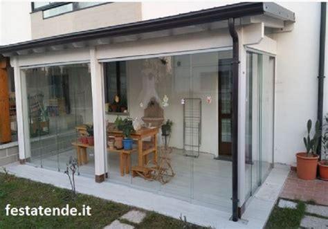 verande in alluminio e vetro verande in vetro e alluminio per terrazzi balconi bar