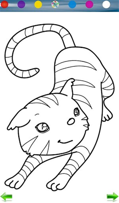 dog coloring pages games download cat vs dog coloring game for android appszoom