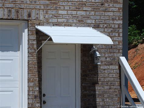 Door Awning by Aluminum Door Aluminum Door Canopy Awning