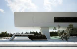 architecture ideas impressive ultra modern house in athens architecture beast