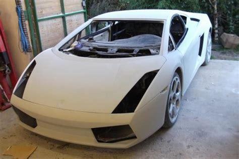How To Build A Lamborghini Replica All For Car Replicas Lamborghini Gallardo Build
