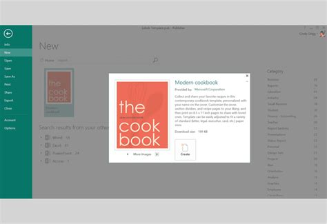 Free Design Templates And Printables For Microsoft Microsoft Publisher Photo Book Templates