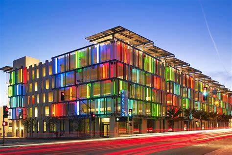 the most colorful buildings in the world huffpost