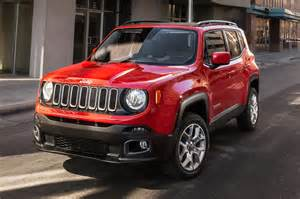 Jeep Renegarde 2017 Jeep Renegade Reviews And Rating Motor Trend