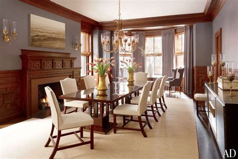 Dining Room Boston by Loveisspeed Thad Combines Two Historic Boston Houses Into One Grand Family Home