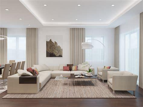 living room  light colors design ideas