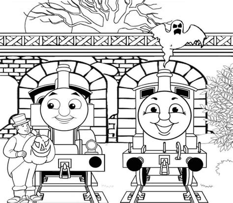 thomas and friends coloring page az coloring pages