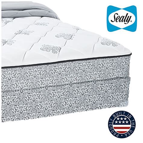 Big Lots Mattress And Box Springs by Sealy 174 Bakersfield Plush Mattress Box Set Big Lots