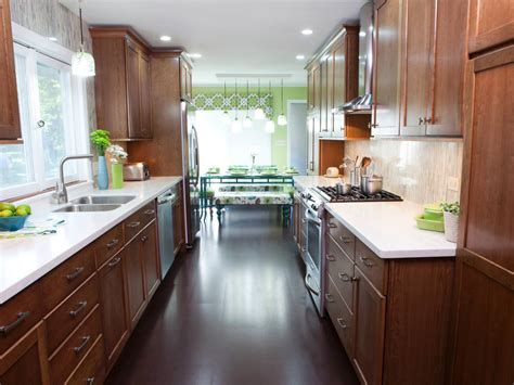 galley kitchen dimensions decor trends small galley