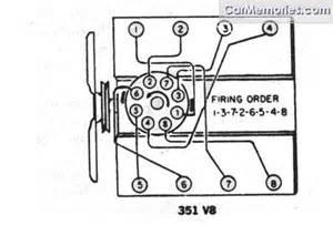 Ford 400 Firing Order 351c 4v Timing Help Lost My Mind Vintage