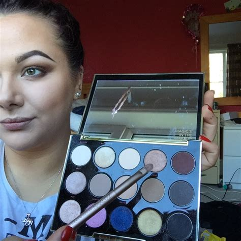 05 Lower Lashes Basic birthday glam makeup look and the basics