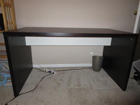 Large Mikael Desk From Ikea Victoria City Victoria Ikea Mikael Computer Desk