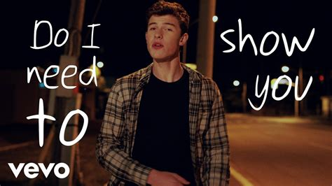 shawn mendes show you youtube - Show You