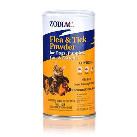 flea powder for dogs zodiac flea and tick powder for dogs puppies cats and kittens cat flea tick