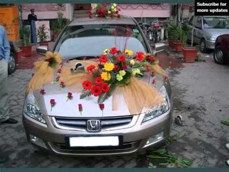Wedding Car Decoration Pictures by Wedding Car Decoration Back Collection Of Decor Picture