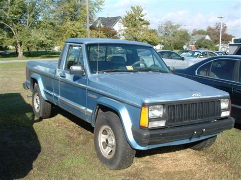jeep comanche blue used jeep comanche pioneer 1989 details buy used jeep