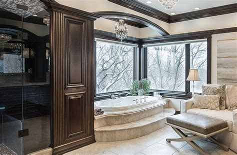 Lavish Bathroom by The Master En Suite Becomes A Lavish Retreat Full Of