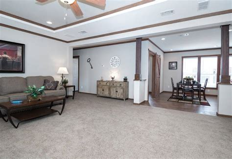 the living room st louis st louis smh32603b 3 bed 2 bath mobile home for sale