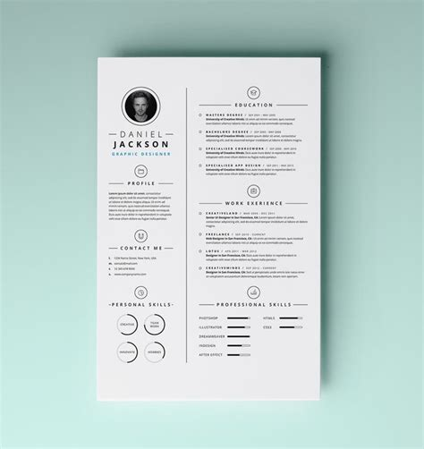 Cool Resume Designs by 17 Best Ideas About Cool Resumes On Graphic