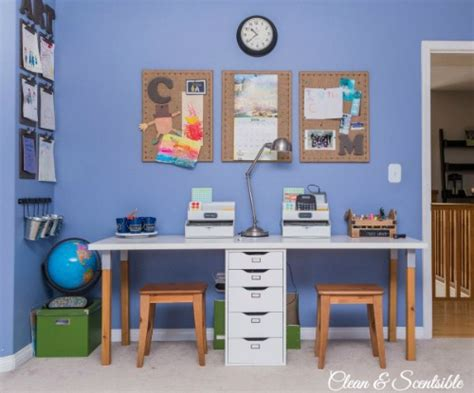 homework desk ideas great ideas on how to create a homework station for any
