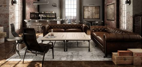 rustic industrial living room rustic home decorating design ideas