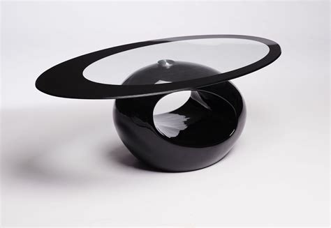 contemporary oval coffee tables