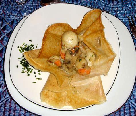 cuisine canalblog aumoni 232 re de st jacques photo de sal 233 a vos papilles