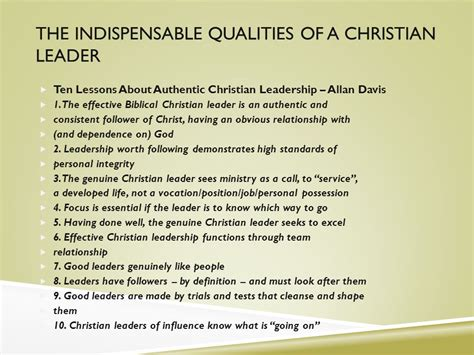 the cross and christian ministry leadership lessons from 1 corinthians books the indispensable qualities of a christian leader ppt
